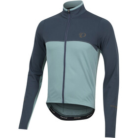 PEARL iZUMi Select Thermal Longsleeve Jersey Men midnight navy/arctic